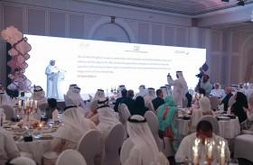 هيئة كهرباء ومياه دبي تسلط الضوء على قيم التسامح خلال السحور الجماعي للموظفين