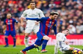 «كلاسيكو الشرف»... بين برشلونة وريال مدريد