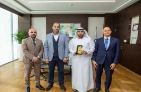 جامعة عجمان تفخر بخريجها عامر الجابري