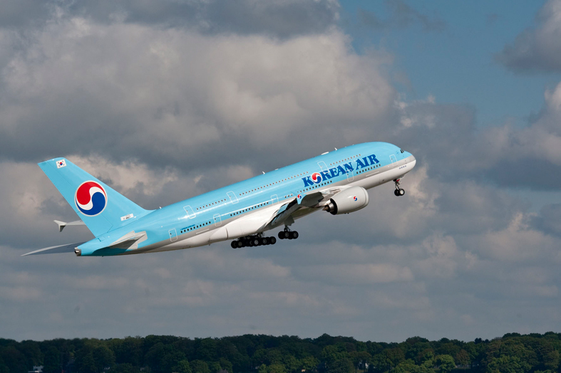 الاتحاد للطيران وكوريا للطيران  توسعان نطاق اتفاقيتهما للمشاركة بالرمز