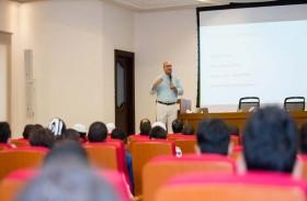 « التكيف مع الحياة الجامعية» محاضرة لطلاب الجدد بالجامعة القاسمية