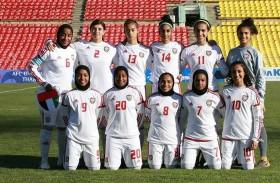 أبيض الشابات يحقق فوزاً عريضاً على نظيره المالديفي