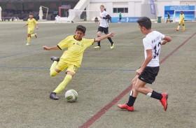 خماسية الوصل في مرمى أبوظبي تقوده إلى وصافة بطولة مجلس دبي الرياضي لأكاديميات كرة القدم
