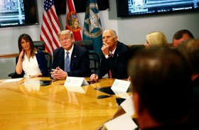 ترامب يتهم «اف بي آي» بالتقصير في حادثة فلوريدا