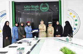 مجلس الشرطة النسائي يستقبل وفداً من أكاديمية العلوم الشرطية بالشارقة