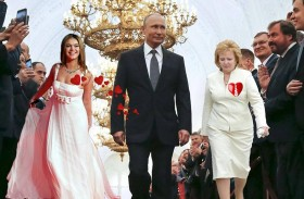 توأم على حساب القيصر فلاديمير بوتين...؟