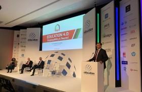 كليات التقنية تستعرض خطة الجيل الرابع في المنتدى العالمي للتعليم بلندن