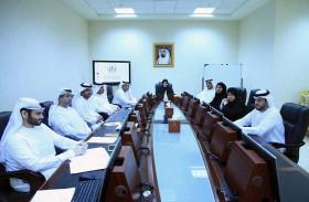 المجلس الاستشاري يشيد بدعم حاكم الشارقة لخططه وسياسته