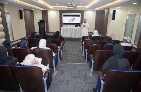 """وزارة الدولة لشؤون """"الوطني الاتحادي"""" تنظم فعالية لتعزيز ثقافة المشاركة السياسية للناشئة"""