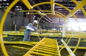 دبي للاستثمار تقدم حلولاً متكاملة لقطاع الإنشاءات من خلال 18 شركة