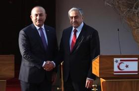 تعثر محادثات إعادة توحيد قبرص