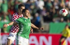 هرنانديز يصبح الهداف التاريخي لمنتخب المكسيك
