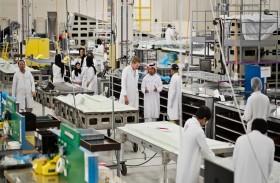 ستراتا تعرض إمكانياتها بمجال تصنيع الأنظمة غير المأهولة والتقنيات المتطورة في يومكس وسيمتكس