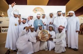 «الصيرمي» يتوج بلقب دوري الإمارات للصيد بالصقور