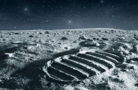 استخراج الأوكسجين من غبار القمر