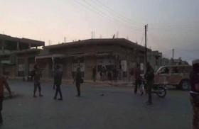 نظام الأسد يسترد أراضي شمالي حماة