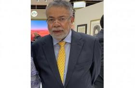 حبيب الصايغ: حاكم الشارقة حقق حلم  الشراكة بين الكاتب الإماراتي ونظيره العالمي