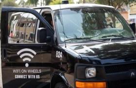 مركبات تمد تلامذة فقراء بالإنترنت