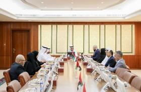 اللجنة الدائمة للتنمية الاقتصادية في عجمان تعقد جلستها الأولى للعام 2020
