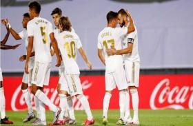 ريال مدريد يخطو بثبات نحو  لقب الليغا