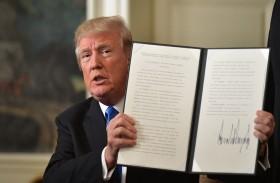 القدس: ترامب يسدد دين من وقف وراء قراره...!