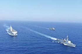 فرنسا تعزز وجودها العسكري بشرق المتوسط