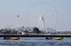 التسجيل والفحص الفني لسباق دبي للقوارب الخشبية اليوم