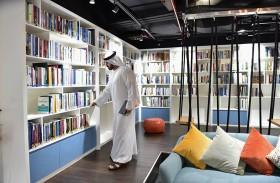 اقتصادية دبي تطلق مكتبتها المتكاملة للقراءة وإعداد التقارير وجلسات العصف الذهني