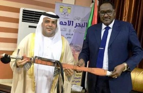 سفير الدولة يلتقي والي ولاية البحر الأحمر ووزير المالية في السودان