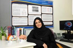باحثة من جامعة الإمارات تتوصل لنتائج مهمة عن التنظيم اللغوي في الدماغ