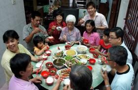 أطباق بنصف الكمية في الصين لمكافحة الإهدار الغذائي