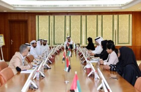 اللجنة الدائمة للتنمية الاقتصادية في عجمان تعقد جلستها العاشرة للعام الجاري