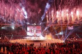 «الأولمبياد الخاص » .. احتفاء جماهيري بـ «أصحاب الهمم» في أرض السلام