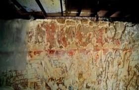 اكتشاف جدارية عمرها 3800 عام