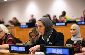 الإمارات تشارك في الدورة الـ 63 للجنة وضع المرأة بالأمم المتحدة