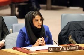 الإمارات تدعو المجتمع الدولي لاتخاذ خطوات ضرورية لخفض التصعيد وتغيير مسار الاتجاهات السلبية بالمنطقة