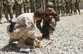 وصول «المدربين» الاميركيين الجدد الى افغانستان