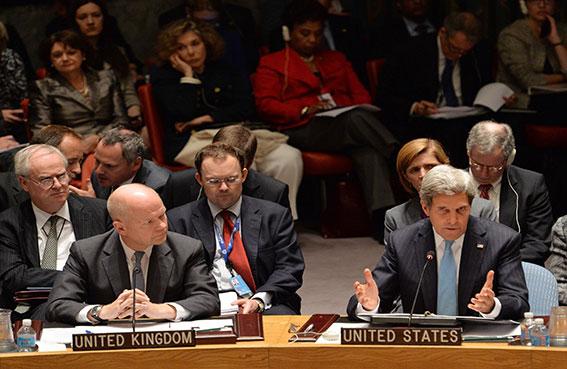 مفتشو الأسلحة الكيميائية يصلون إلى سوريا خلال الأسبوع