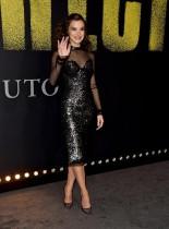 هايلي ستينفيلد خلال حضورها العرض الأول لفيلم