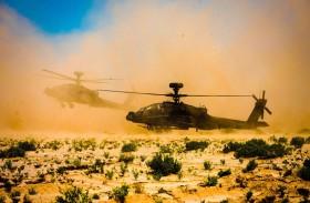 القوات المسلحة تواصل استعداداتها للعرض العسكري حصن الاتحاد 3 بالعين في 24 فبراير