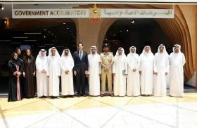 محاكم دبي بالتعاون مع وزارة الموارد البشرية تطلق مجموعة من المبادرات النوعية لخفض المدة الزمنية لتسوية المنازعات العمالية
