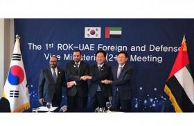 الامارات وكوريا الجنوبية تتفقان على تعزيز تعاونهما الوثيق