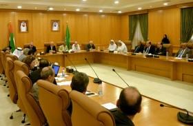 جامعة الشارقة تناقش إنجازاتها خلال اجتماع لمجلسها الاستشاري الأكاديمي