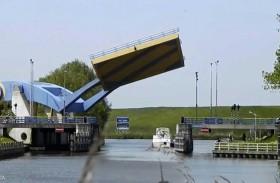 كيف يتحرك الجسر الطائر بهذه السرعة؟