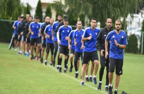حكام كرة القدم يواصلون تدريباتهم في معسكر صربيا