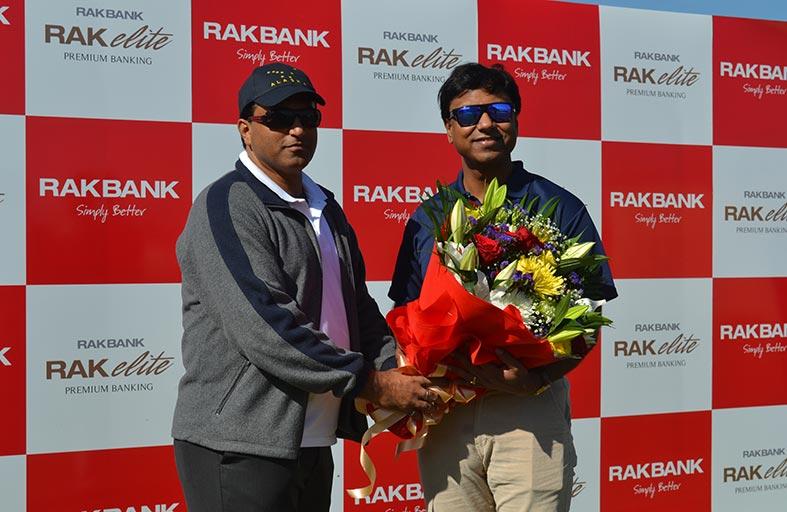 بنك رأس الخيمة الوطني يدعم دوريكأس الصداقة الإماراتي  الهندي للجولف