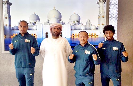 محمد العمرو يخسر مباراته الافتتاحية في منافسات الدوري الدولي للجودو بالدار البيضاء المغربية