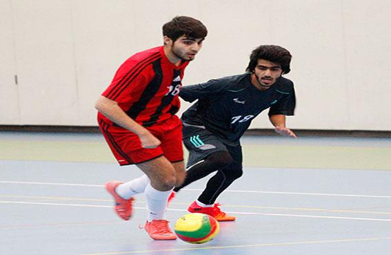 الترتيبات التنظيمية لبطولة شركة أدما لسباعيات كرة القدم لفرق (أدنوك) في اجتماع اللجنة المنظمة اليوم