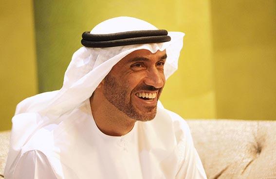 نهيان بن زايد يهنئ القيادة الحكيمة وشعب الإمارات بالإنجاز الخليجي لنادي  بني ياس