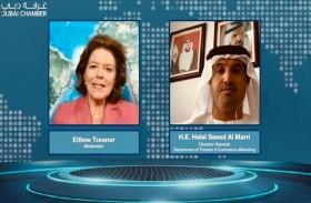 هلال المري: دبي أظهرت مرونة عالية في الاستجابة  بكفاءة وسرعة لمختلف ظروف بيئة الأعمال ومتغيرات السوق